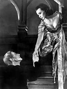 Claire Bloom  in Romeo and Juliet with John Neville, 1957.