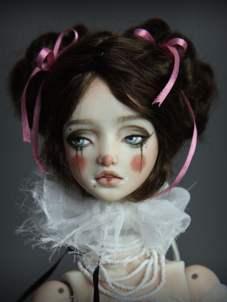 Фарфоровые куклы BJD по забытых сердцах FHdolls