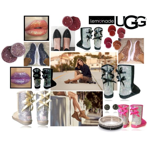 The New Classics With UGG: Contest Entry by lovelemonade on Polyvore featuring UGG Australia, UGG and ugg