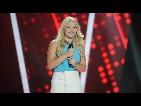 ▶ Anja Nissen Sings Vanishing | The Voice Australia 2014 - YouTube