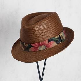 Sombrero fibra vegetal NAGUA | UOHOP #UOHOPLifestyle #UOHOPproducts #ethicalfashion #slowfashion #summerhat
