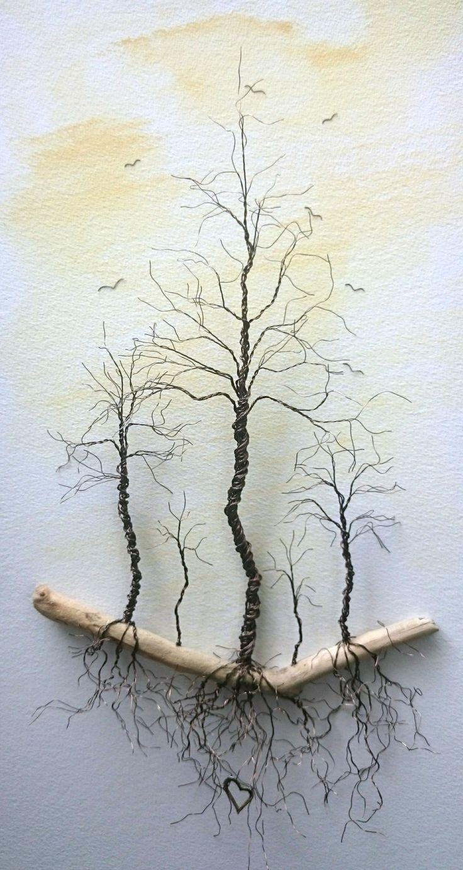 Wire Art: 'The Beauty Beneath'