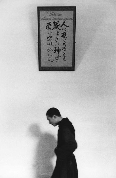 Ikko Narahara - Domains. Garden of Silence, No. 52, Hakodate, Hokkaido 1958