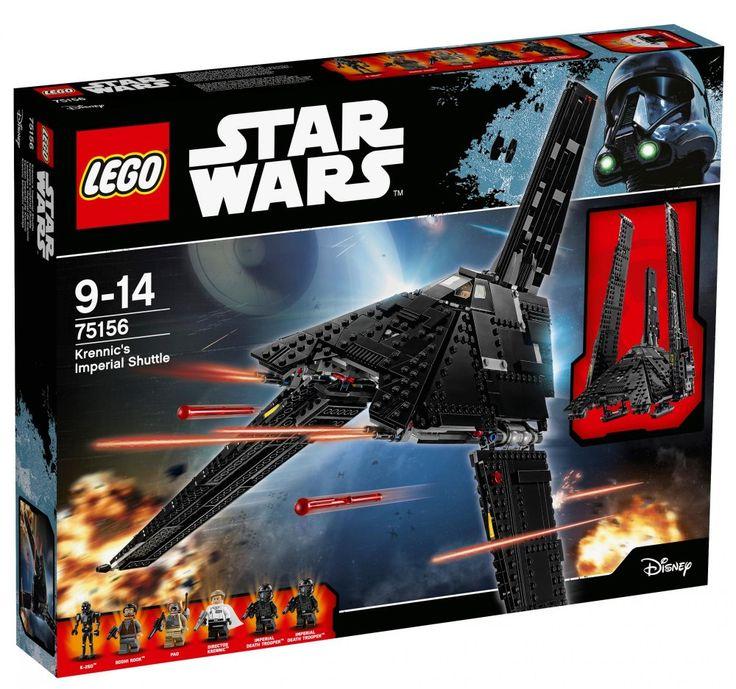 EGO Star Wars 75156 Krennicova loď Impéria - stavebnice k filmuRogue One.