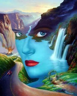 l colori di Jim Warren: il surrealismo fantasy