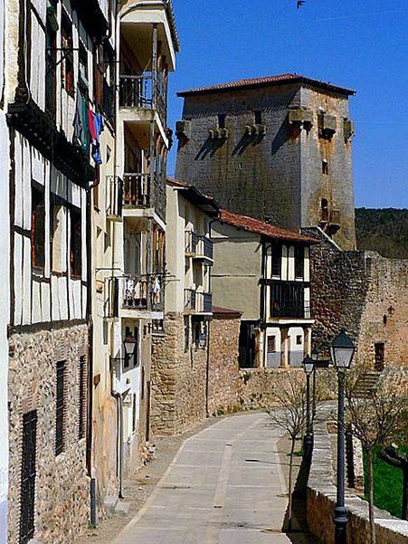 Covarrubias, cuna del Reino de Castilla
