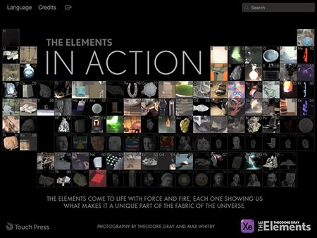9 best periodic table of the elements images on pinterest the elements in action brings awesome chemistry videos to your idevice periodic tablefor thechemistrysearchingapplesperiotic urtaz Choice Image