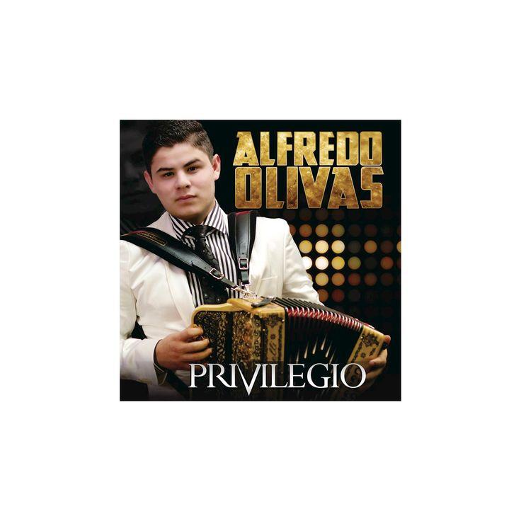 Alfredo olivas - Privilegio (CD)