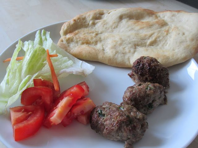 mamacook: Lamb Kofta Recipe for Babies and Toddlers with hom...