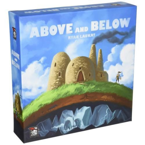 Mind Games - Above and Below -