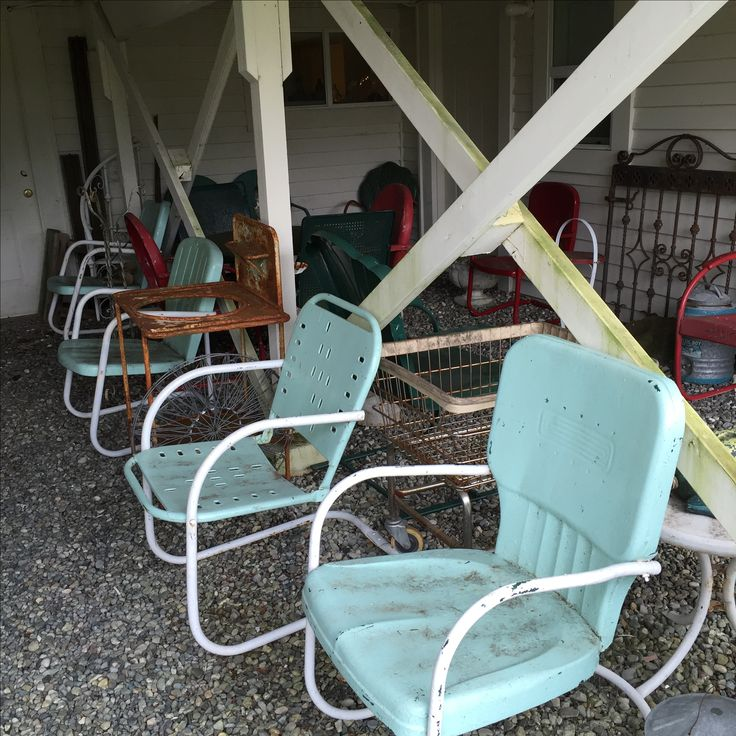 17 Best Images About Motel Chairs Some Are Mine And Some Are Not Yet On