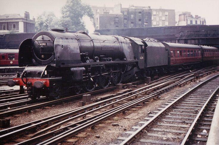 /by steventoogood53 #flickr #steam #engine #1960s