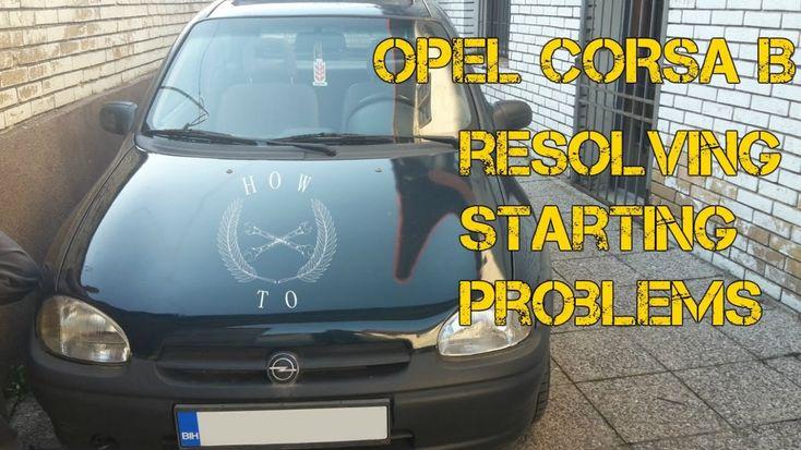 Opel Corsa Lite Engine Diagram Not Working Di 2020  Dengan Gambar