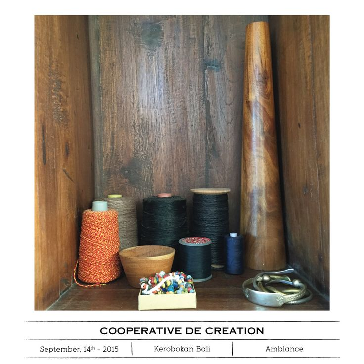Cooperative de Creation / Ambience