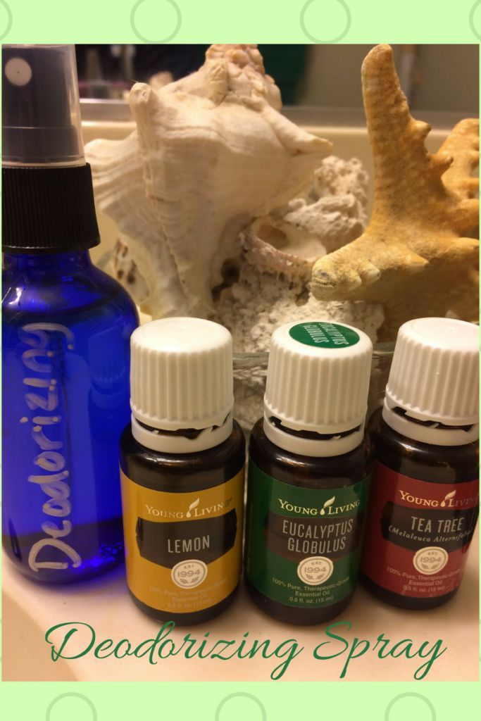 Natural Air Freshener Recipes With Essential Oils