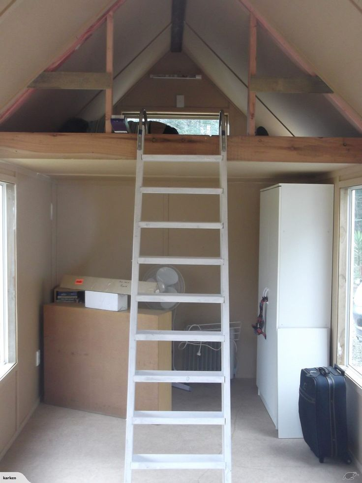 garage bedroom addition%0A The WOW Sleepout with LOFT   Trade Me
