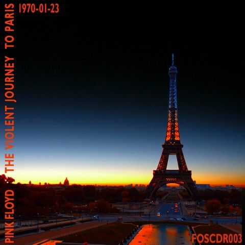 Pink Floyd, 1970-01-23, Théâtre Des Champs-elysees, Paris, France