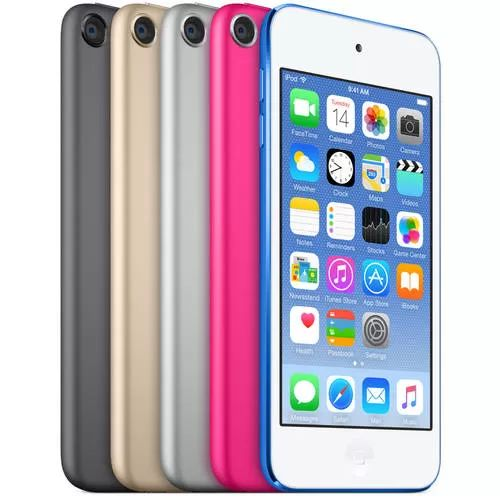 Apple iPod Touch 6th Generation 16GB Refurbished - Walmart.com