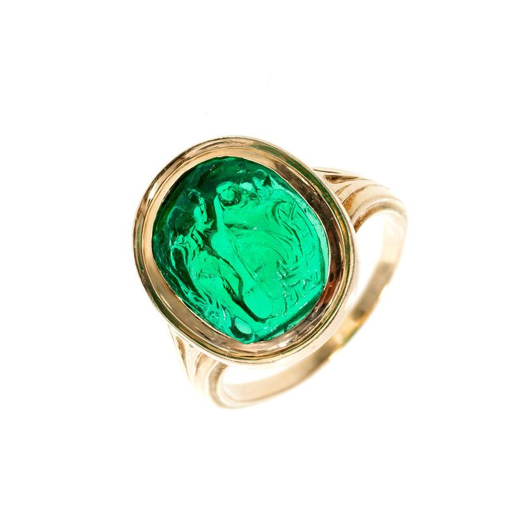 17 Best Images About Emerald Rings On Pinterest Jewelry