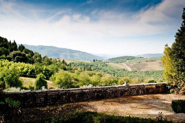Marchesi Gondi, Tenuta di Bossi, #Laudemio producer in Pontassieve, Florence, #Tuscany