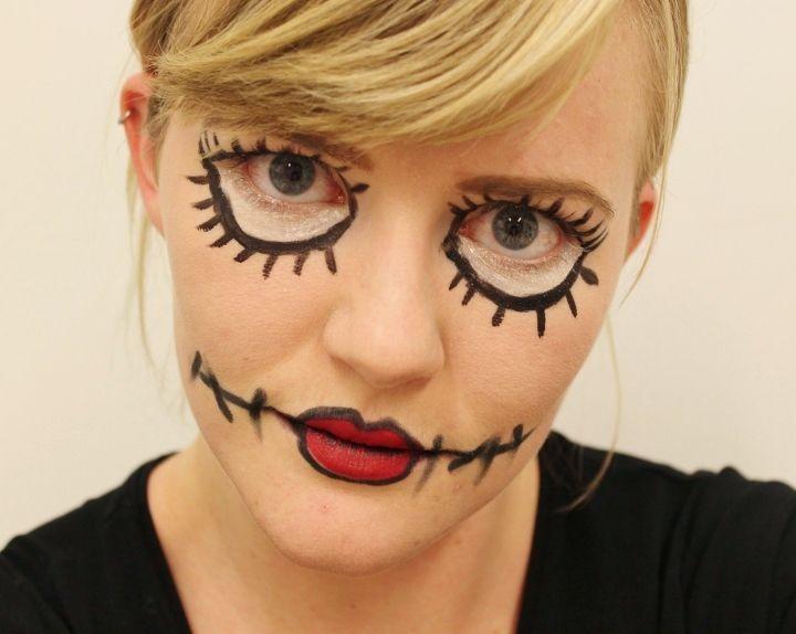 239 best Halloween Makeup Ideas images on Pinterest | Halloween ...