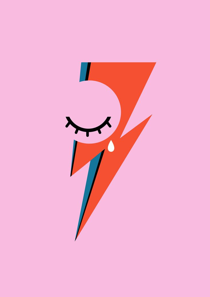 On the Creative Market Blog - Artists Pay Homage To The Iconic David Bowie