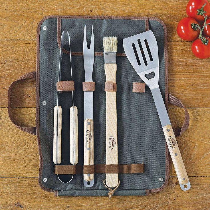 Barbecue Tool Set from notonthehighstreet.com