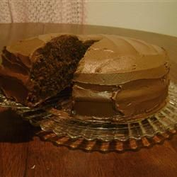 Rum Mocha Chocolate Cake Allrecipes.com   Food and recipes I want to ...