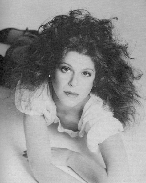 "Gilda Radner ... ""because hers was the first biography I ever read ... and i fell in love with them ever since"""