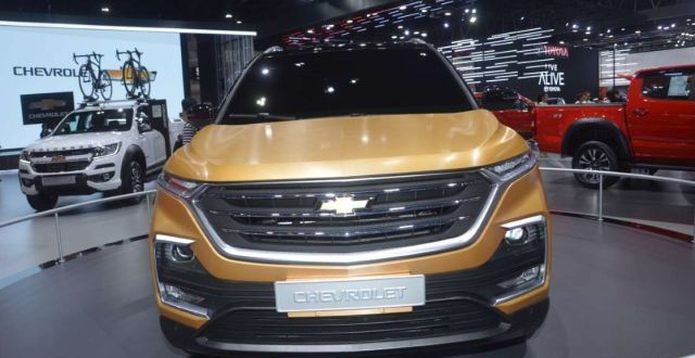New 2020 Chevy Captiva Is Totally Redesigned Chevy Captiva New Cars
