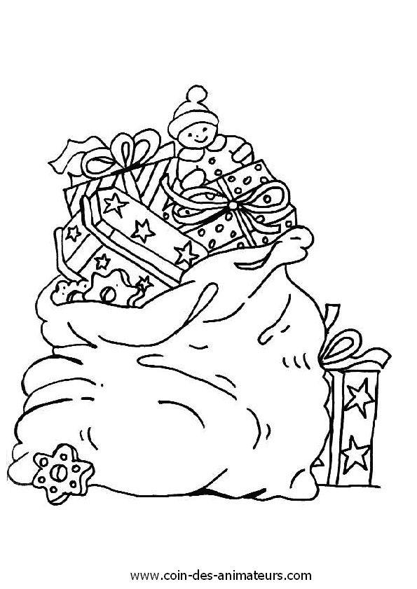 Le Coin Des Animateur : animateur, Coloriages, Cadeaux, Noël, Animateurs, Pages, Coloriage, Chrétien,, Noel,, Dessin, Cadeau