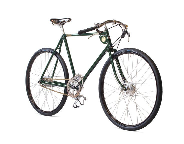 Parshly city bike