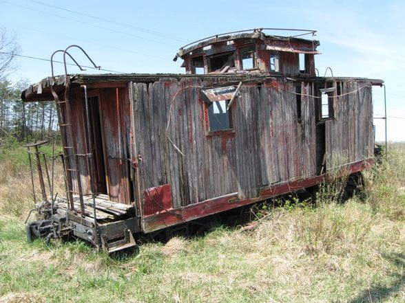 train caboose this old train caboose is located in a field in central kentucky old trains. Black Bedroom Furniture Sets. Home Design Ideas