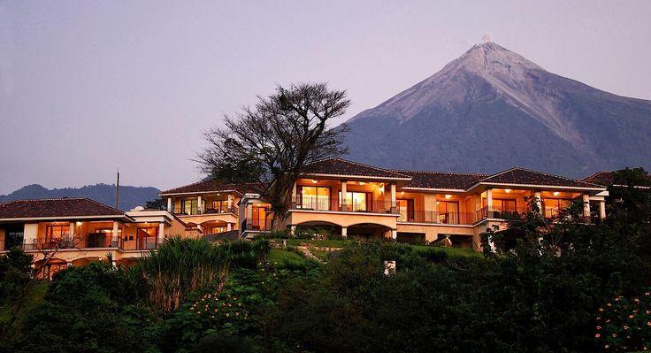 Hoteles Antigua en Guatemala | La Reunión Golf Resort