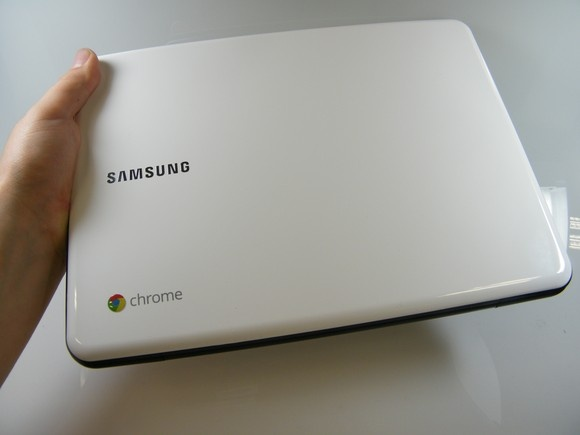 Google Chromebook review. Good source for contemplating its use in the classroom.