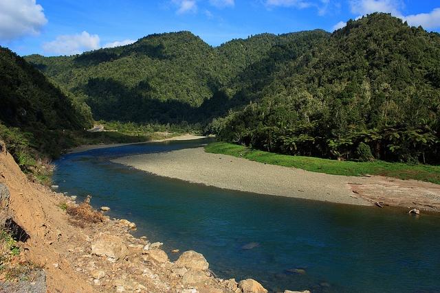 Matawai Gorge - Between Opotiki and Gisborne by Quiltsalad, via Flickr