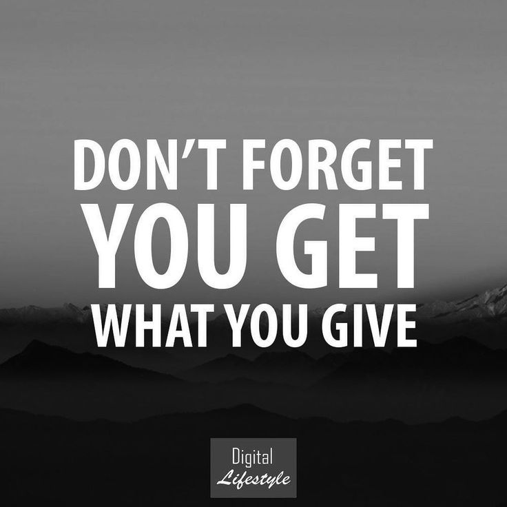 Give give give and give...and give. Trust me... you will receive back much more than you think