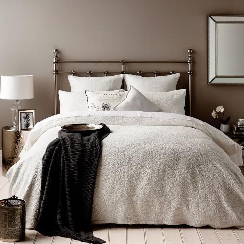 Mercer + Reid Celine - Bedroom Quilt Covers & Coverlets - Adairs online