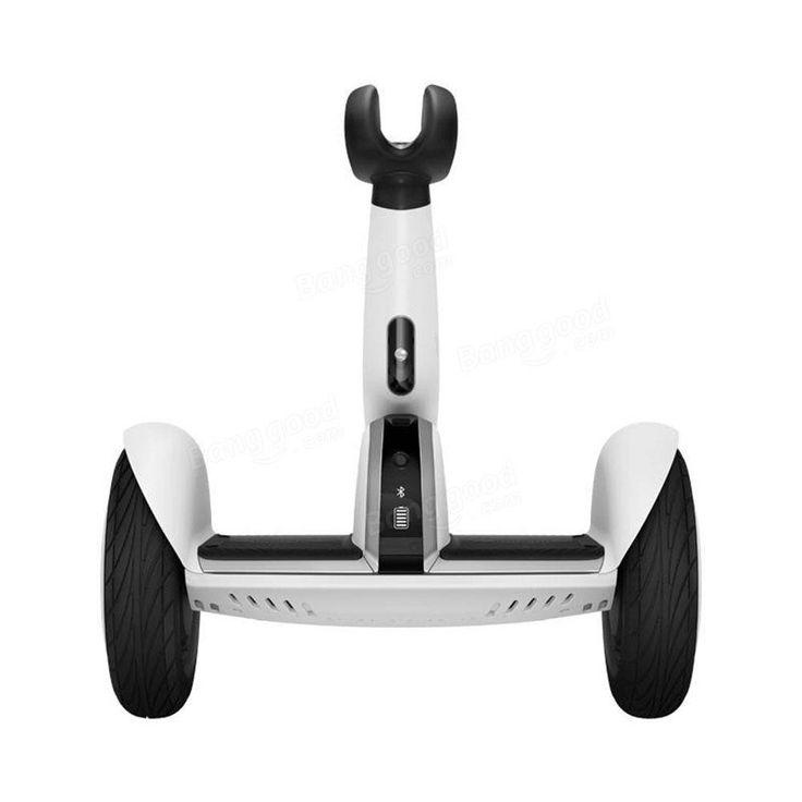 Xiaomi Ninebot Plus N4M340 11 inch Electric Bluetooth Self Balancing Scooter 400W x 2 18km/h Max Speed Sale - Banggood.com
