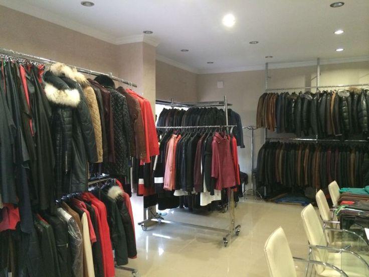 akçe leather showroom