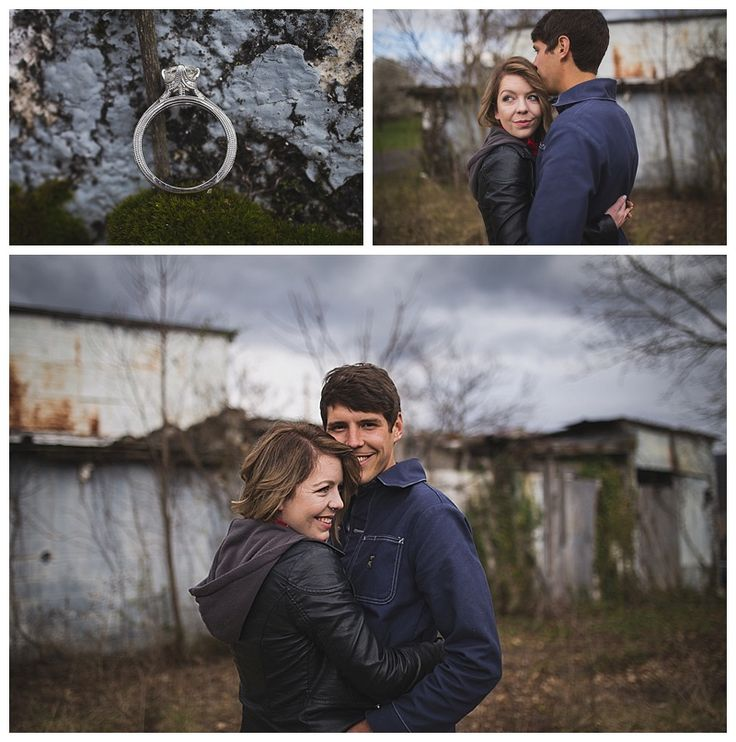 A beautiful early spring engagement session in Virginia! Fun, relaxed session with perfect sunlight for the photos - Emily Rogers: Photographer | Creative Portrait + Wedding Photography in Southwest VA and Northeast Tennessee