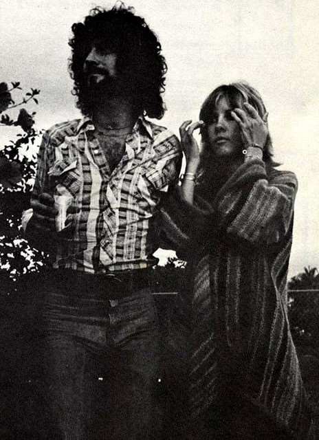 Stevie. Lindsey....Buckingham Nicks....my favorite album of all time...b♡