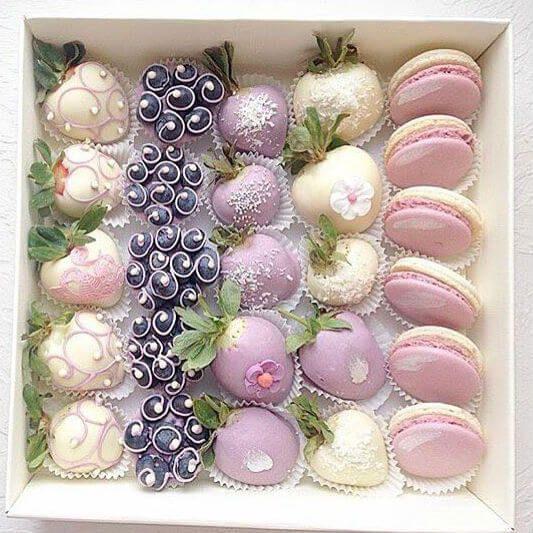Chocobelle − фрукты в шоколаде в подарок
