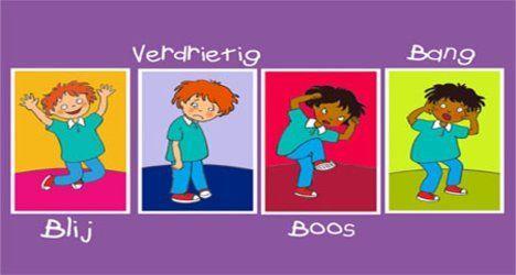 emoties tekenen voor kinderen | sociale emotionele ontwikkeling van kleuters - Google zoeken