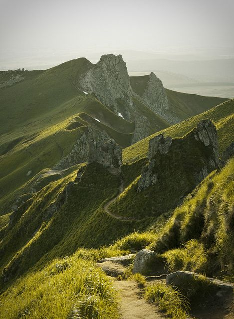 Puy de Sancy, France
