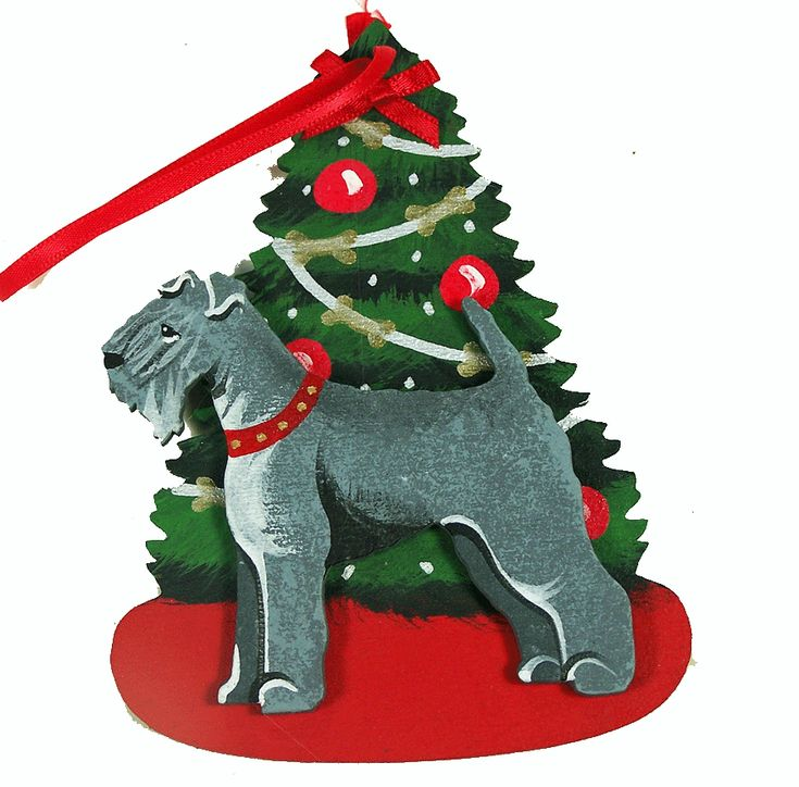 Dogs are a huge part of our life and it only seems fitting to include them in on everything, especially at Christmas. This amazing ornament collection does the trick! Handcrafted in the Southwest USA,