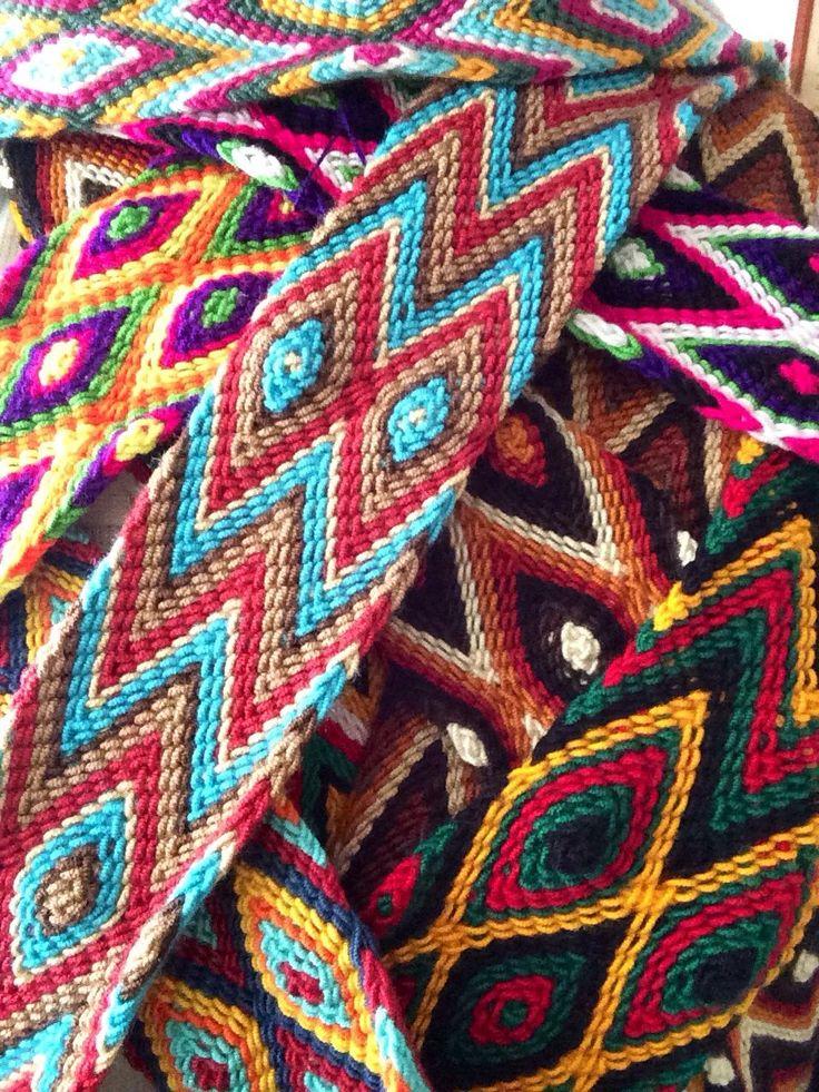 America - Colombia, Venezuela. Wayuu people