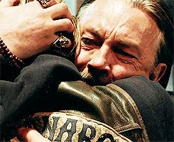 Chibs // Jax // Sons Of Anarchy // GIF // Oh Gawd ... This Had Me Boohooin'!