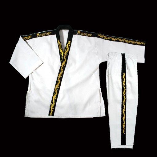 DYNAMICS SPECIAL MASTER OPEN TAEKWONDO UNIFORM - Taekwondo - Uniform - Products