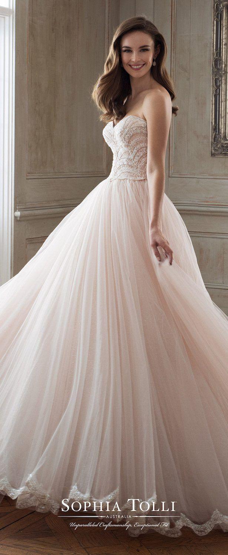 5923266614 Sophia Tolli Wedding Dress Collection Spring 2018